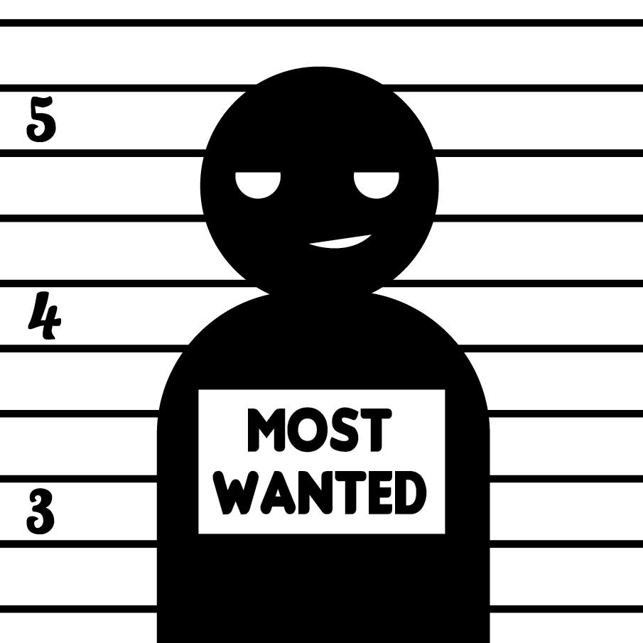 Most Wanted image